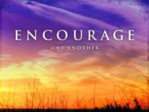A Little Encouragement Please