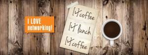 coffee lunch coffee
