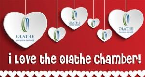 I love the Olathe Chamber