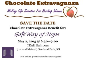 Chocolate Extravaganza 2015