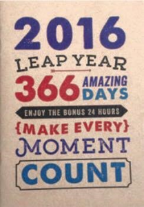 Leap Day 1